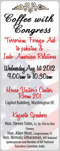 Luncheon with COngressmen Ted Poe. Sep 18th